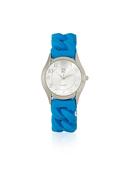 Jelly Link Watch  - New York & Company