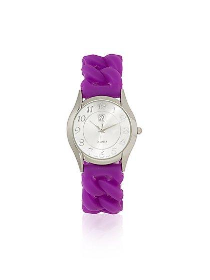 Jelly Link Watch  - New York & Company