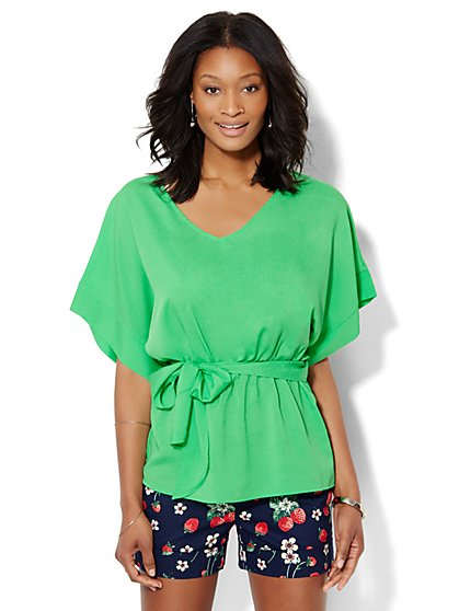 Kimono Blouse  - New York & Company