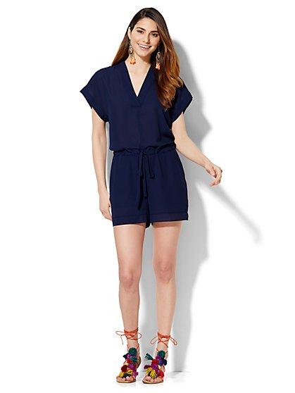 Kimono Romper  - New York & Company