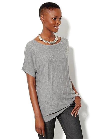 Kimono-Sleeve Tunic - New York & Company
