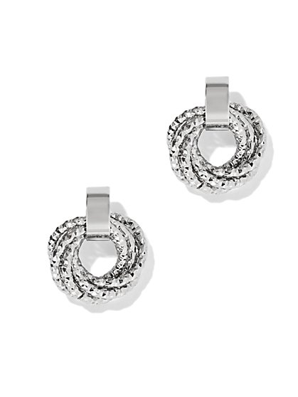 Knot Earring  - New York & Company