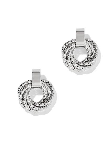 Knot Earring  - New York & Company