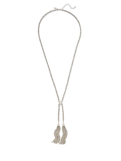 Lariat Necklace  - New York & Company