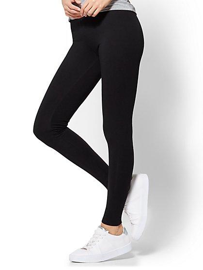 Legging - Black - New York & Company