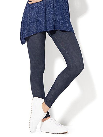 Legging - Dusk Blue - New York & Company