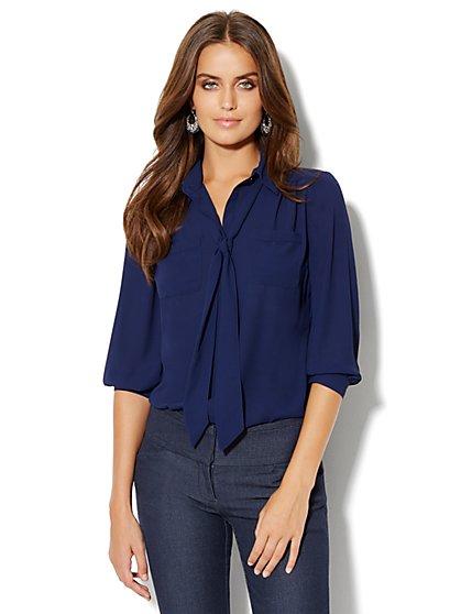 Lexington Soft Shirt - New York & Company