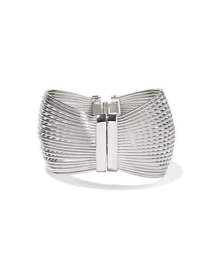 Linear Hinge Bracelet  - New York & Company