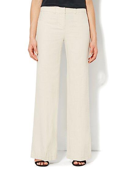 Linen Trouser - New York & Company