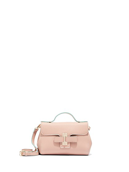 Loop Lock Mini Bag  - New York & Company
