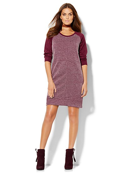 Lounge - Bouclé Dress  - New York & Company