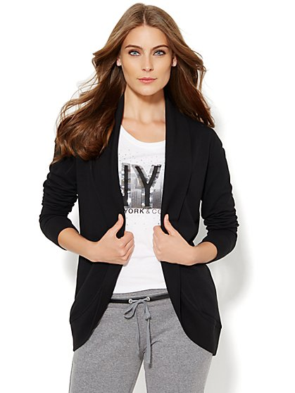 Lounge - Cocoon Cardigan  - New York & Company