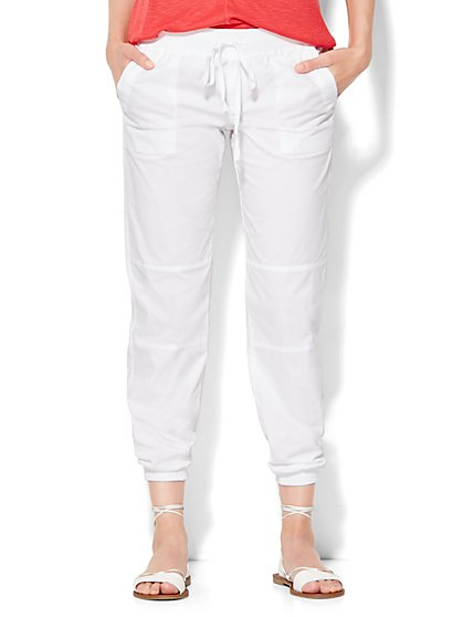 Lounge - Drawstring Jogger  - New York & Company
