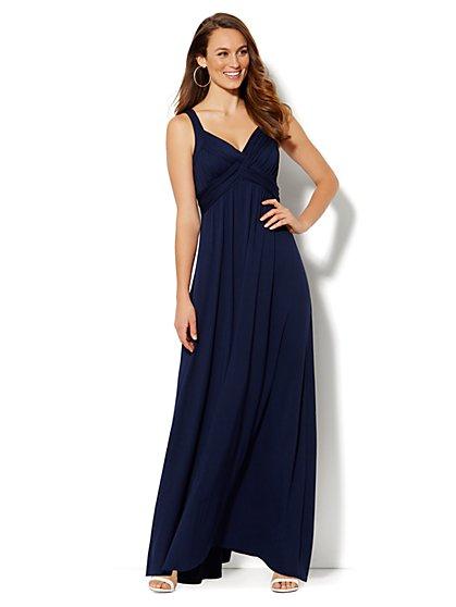 Lounge - Goddess Maxi Dress  - New York & Company