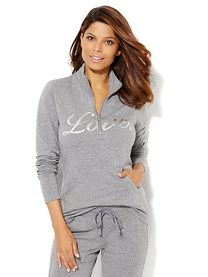 Lounge - Love Sweatshirt  - New York & Company