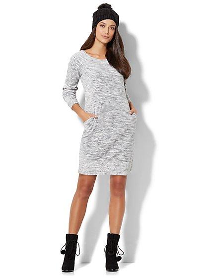 Lounge - Velour Dress - New York & Company