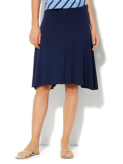 Love, NY&C Collection - A-Line Skirt - New York & Company
