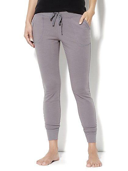 Love, NY&C Collection – Ankle Sweatpant