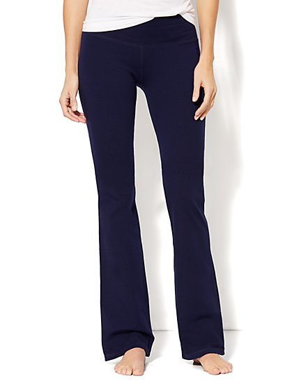 Love, NY&C Collection - Bootcut Yoga Pant - Average - New York & Company