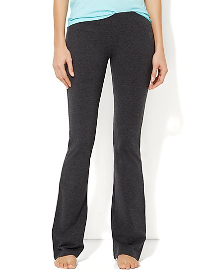 Love NY&C Collection - Bootcut Yoga Pant - Average
