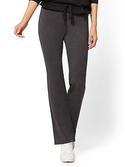 Love, NY&C Collection - Bootcut Yoga Pant - Petite - New York & Company