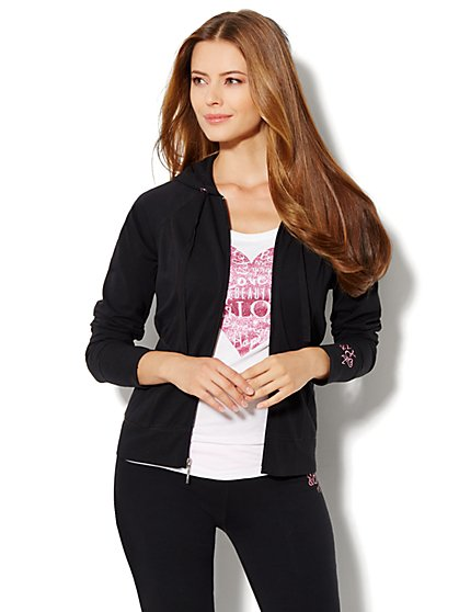 Love, NY&C Collection - Breast Cancer Awareness Jacket - New York & Company