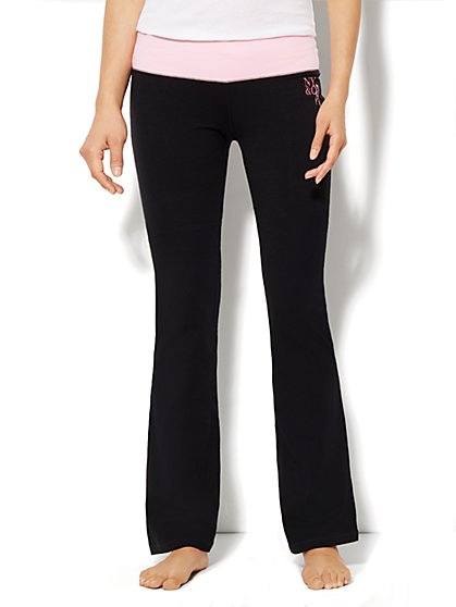 Love, NY&C Collection  - Breast Cancer Awareness Pant - New York & Company