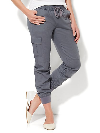 Love, NY&C Collection - Cargo Jogger - New York & Company