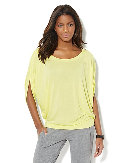 Love, NY&C Collection - Dolman-Sleeve Top  - New York & Company
