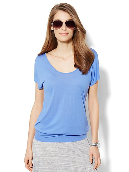 Love, NY&C Collection - Dolman-Sleeve Top