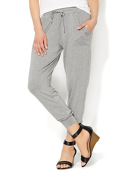 Love, NY&C Collection - Drawstring Jogger  - New York & Company