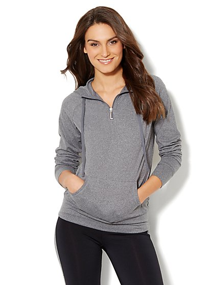 Love, NY&C Collection - Envy Pullover Jacket - New York & Company