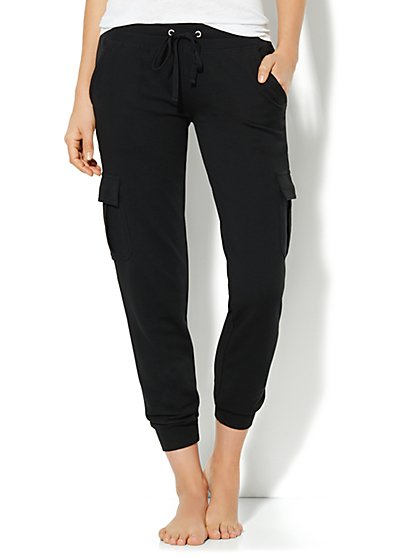 Love, NY&C Collection - Jogger Cargo Pant - New York & Company
