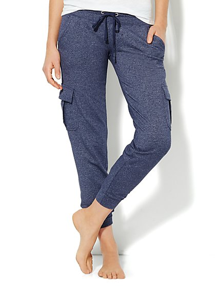 Love, NY&C Collection – Jogger Cargo Pant