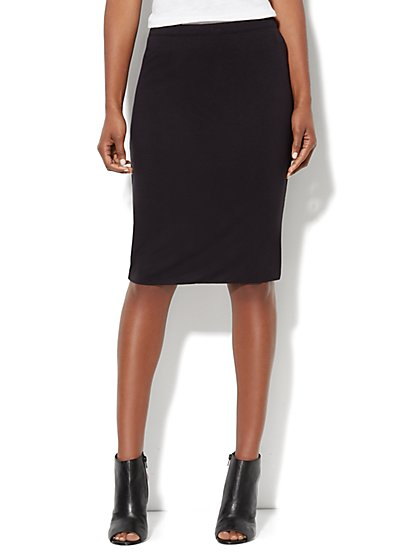 Love, NY&C Collection - Midi Pencil Skirt - New York & Company
