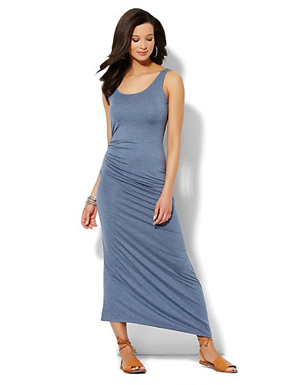 Love, NY&C Collection – Scoopneck Maxi Dress - New York & Company