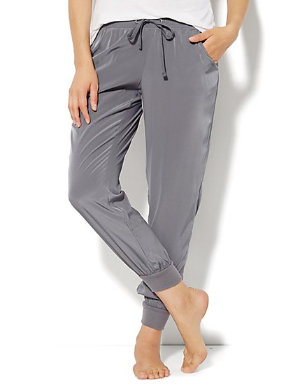 Love, NY&C Collection - Silky Ankle Jogger - New York & Company