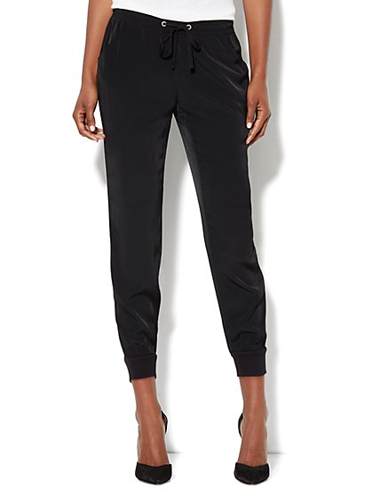 Love, NY&C Collection - Silky Jogger Pant - New York & Company
