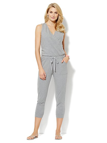 Love, NY&C Collection - Sleeveless Jumpsuit