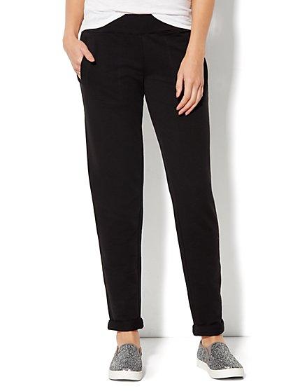 Love, NY&C Collection - Slim Leg Ankle Sweatpant - New York & Company