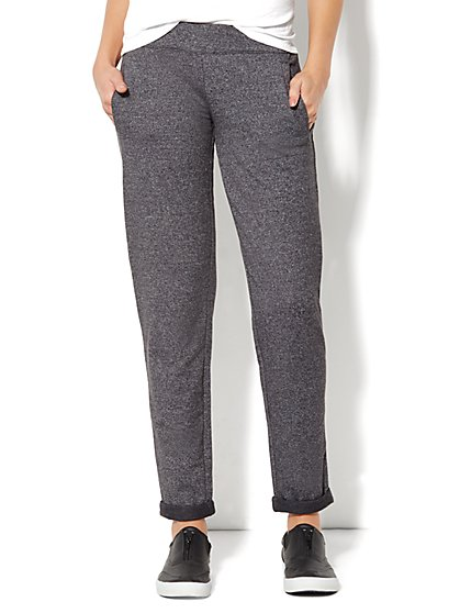 Love, NY&C Collection - Slim Leg Ankle Sweatpant - New York & Company