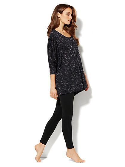 Love, NY&C Collection - Space-Dyed Dolman Pullover - New York & Company