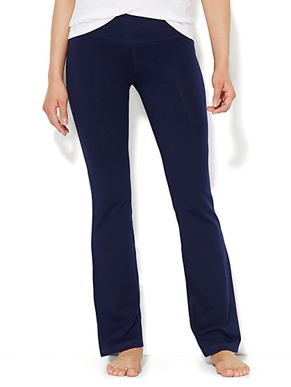 Love, NY&C Collection - Studded Bootcut Yoga Pant  - New York & Company