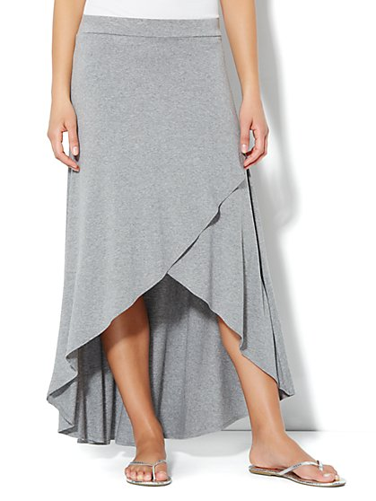 Love, NY&C Collection -  Tulip Maxi Skirt
