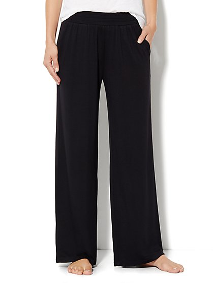Love, NY&C Collection – Wide-Leg Solid Pant