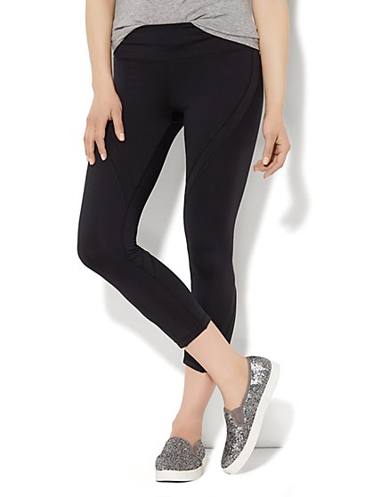 Love, NY&C Envy Collection - Capri-Length Legging  - New York & Company