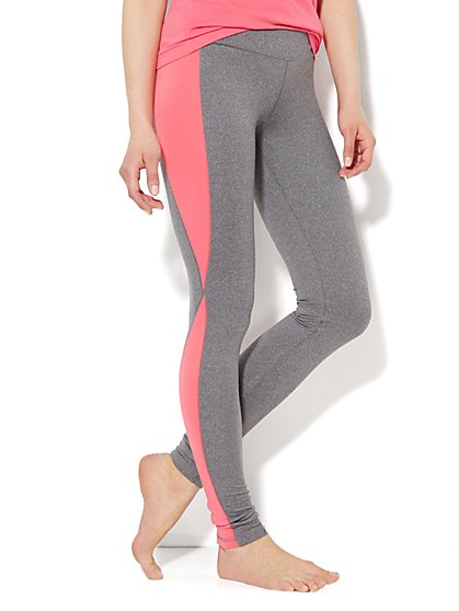 Love, NY&C Envy Collection - Contrast Legging  - New York & Company