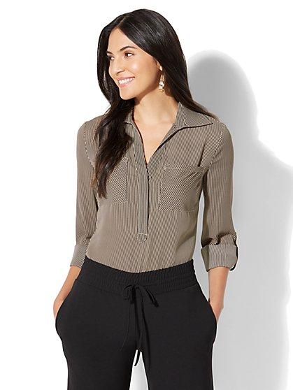 Madison Soft Shirt - New York & Company