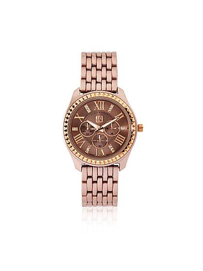 Matte Link Watch  - New York & Company