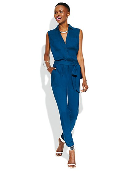 Mercer Soft Jumpsuit